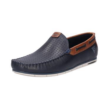 Bugatti Shoes - Navy