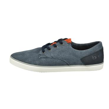 Bugatti Casual Shoe - Blue Mesh