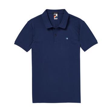 Classic Polo - Denim Blue
