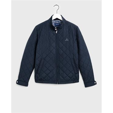 THE QUILTED WINDCHEATER - 433