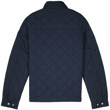 Gant Quilted Windcheater - Evening Blue