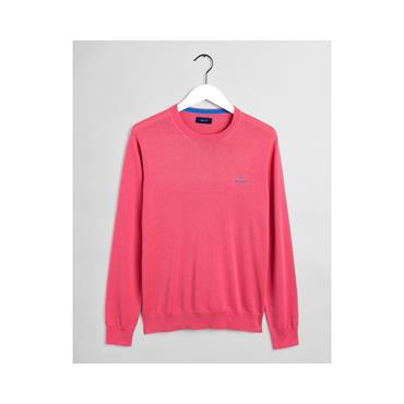 Classic Cotton Crew - Rapture Rose
