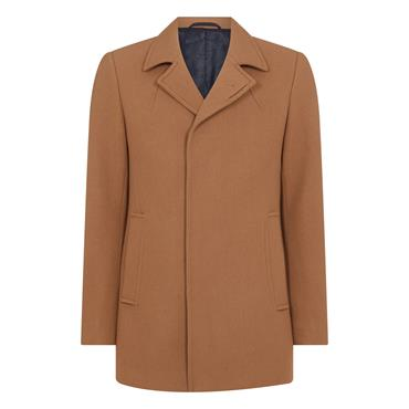 Remus Lohman Coat - Tan