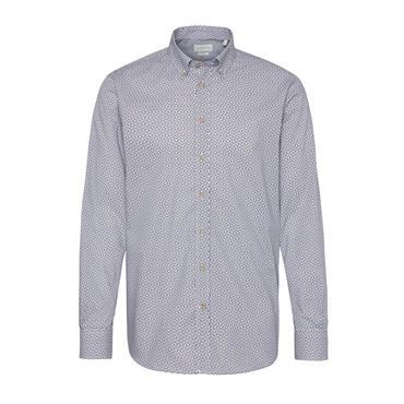 Bugatti L/s Shirt - Blue