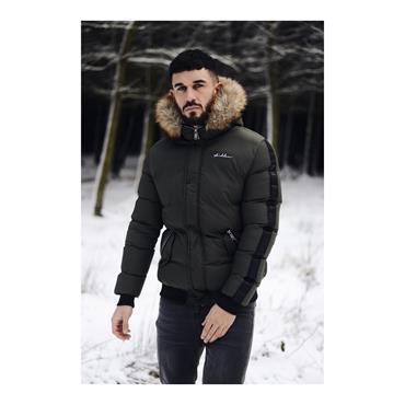 Alder Jacket - Charcoal