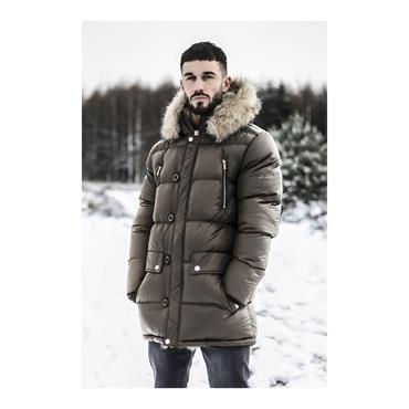 Blizzard Jacket - Champagne