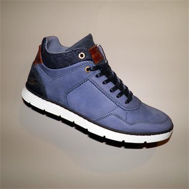 BYRNE Casual Shoe - DENIM