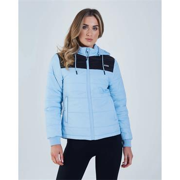 Diesel Womens Betty Jacket - Blue Sky