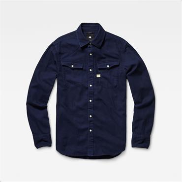 3301 Shirt - Sartho Blue Gstar