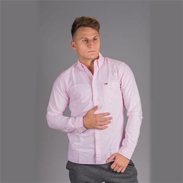 Classic Shirt - Oxford Pink