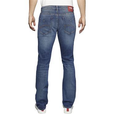 Slim Scanton Wmblst Jean - Mid Blue
