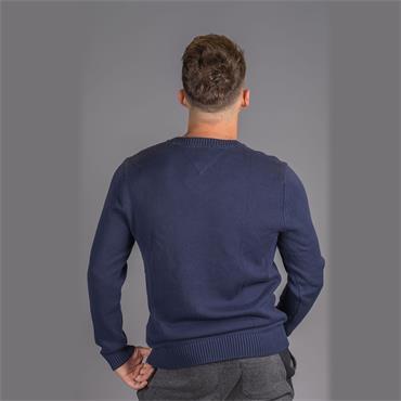 Tommy Classic Sweater - Black Iris