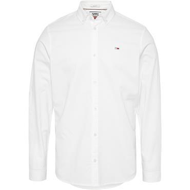 TJM Stretch Oxford Shirt - 100