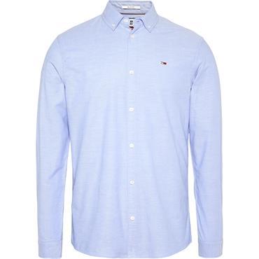 TJM Stretch Oxford Shirt - Light Blue