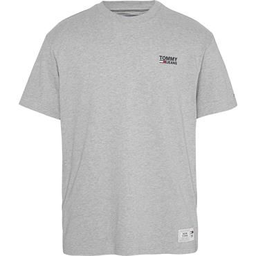 TJM CHEST CORP LOGO - Grey