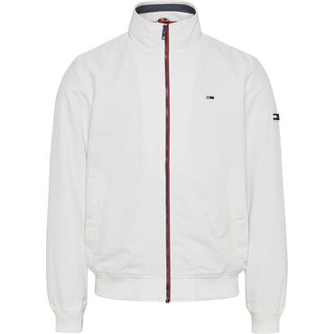 Tommy Jeans Essential Bomber - White