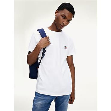 Tommy Jeans Logo T - White