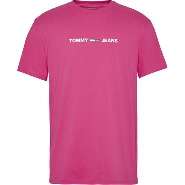 Tommy Jeans Logo T - Pink