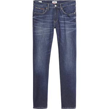 Tommy Jeans Ryan Relaxed Straight Jean - KEVIN DK BL COM