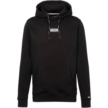 Tommy Jeans Essential Graphic Sweat - Black