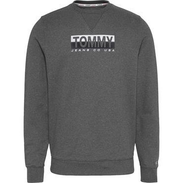 Tommy Jeans Essential Split - Dark Grey