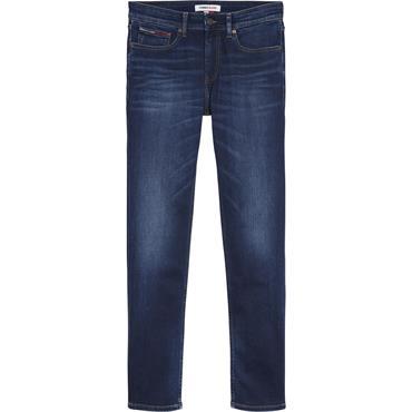 Tommy Jeans Scanton Slim - ASPEN DARK BLUE STRETCH