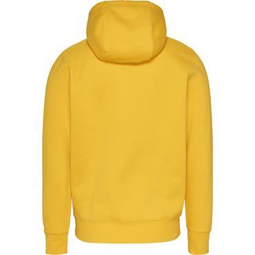 Tommy Jeans Reg Fleece Hood - Pollen