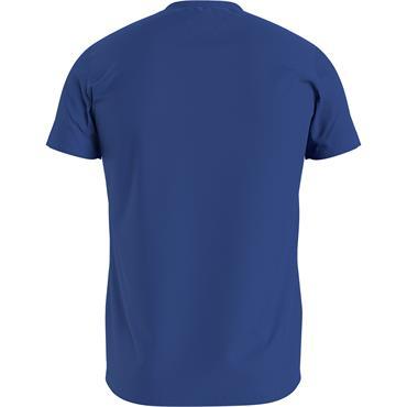 Tommy Jeans Chest Logo T - Cobalt