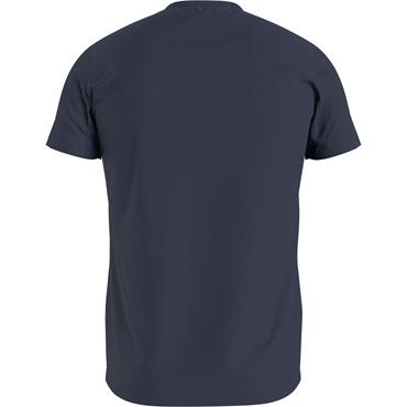 Tommy Jeans Chest Logo T - Twilight Navy