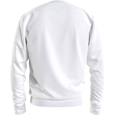 Tommy Jeans Ombre Corp Logo - White