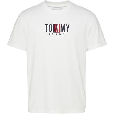 Tommy Jeans Timeless T - White