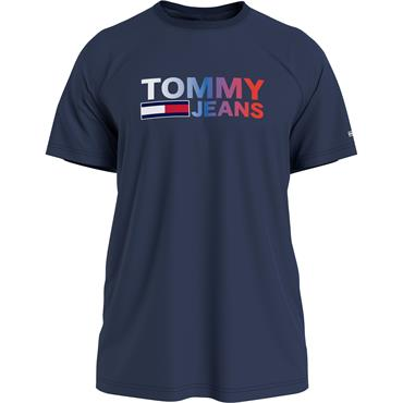 Tommy Jeans Colour Corp T - Twilight Navy