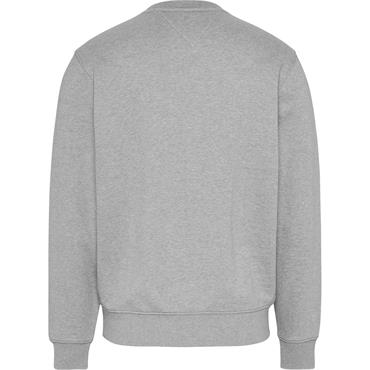Tommy Jeans Essential Crew Sweat - Grey