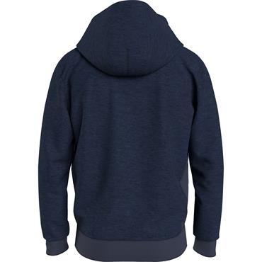 Tommy Jeans Straight Logo Hood' - Twilight Navy