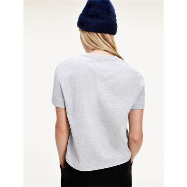 TJ Womens Badge T - Grey