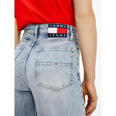Tommy Jeans Womens MOM JEAN ULTRA HR - Denim