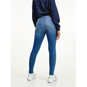 Tommy Jeans Womens Sylvia HR Skinny - 1a5