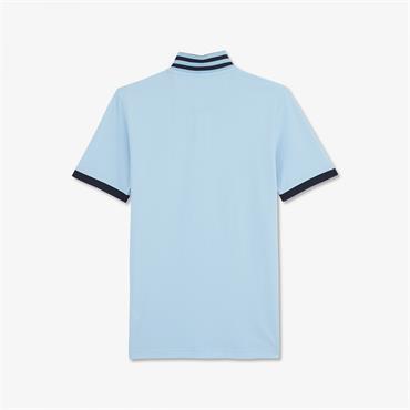 Eden Park Contrast Collar Polo - Blue