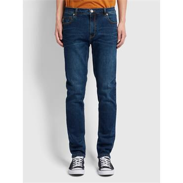 Drake Stretch Denim - Mid Denim