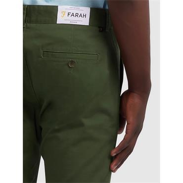 Farah Slim Fit Chino - Farah GREEN