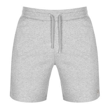 Farah Durrington Sweat Shorts - Light Grey Marl