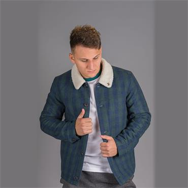 Dunkeld Check Jacket - Gillespie Green