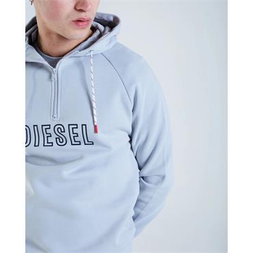 Diesel Ray Hoodie - Supreme Grey