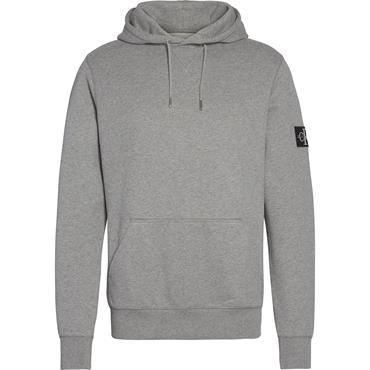 Monogram Sleeve Badg - Grey