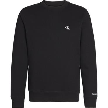CK ESSENTIAL REG CN Sweat - Black
