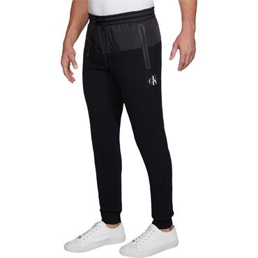 Calvin Klein Jeans Jogger - Black Beauty
