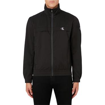 CK Jeans Harrington Jacket - Black