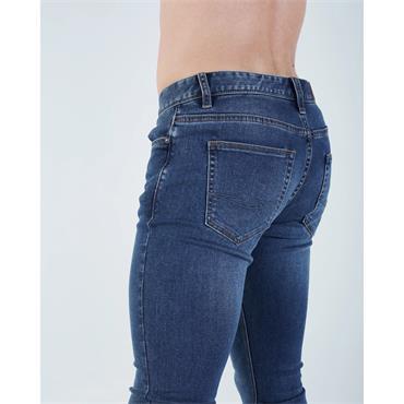 Diesel Palmer Slim Fit Jeans - Dark Blue