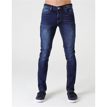 Diesel Palmer Slim Fit Jeans - Dark Blue