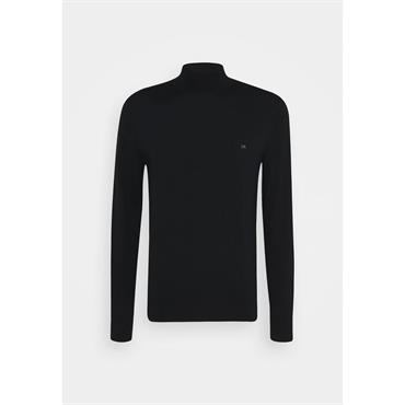 Ck Mock Neck - Black